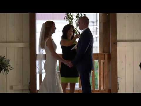 Kevin & Jessica Stroup's Wedding 10.7.17 Pt1