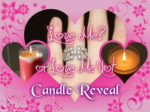 Love Me or Love Me Not Candle Reveal From Jewelry In Candles (Plus Bonus Prize)