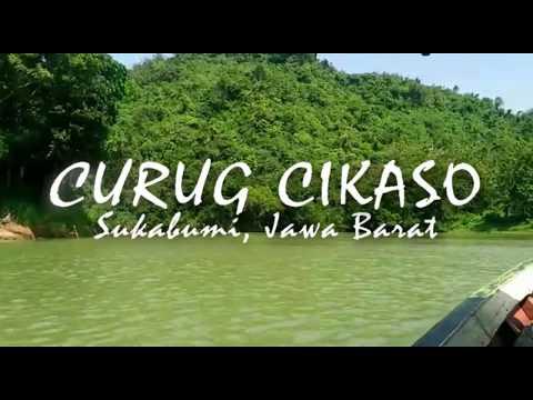 CURUG CIKASO SUKABUMI | Waterfall Indonesia