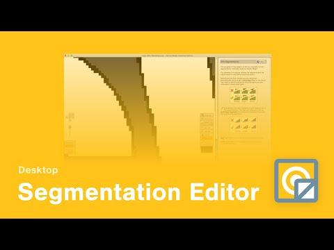 Desktop Segmentation Editor