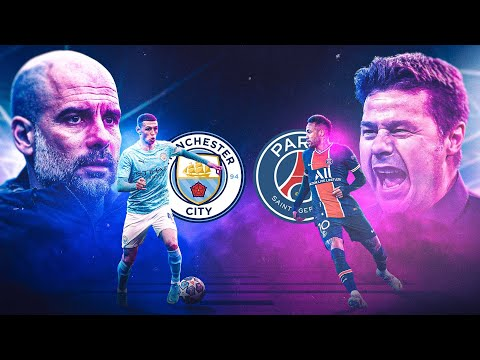 SECOND LEG INCOMING! | CITY (2) v (1) PSG | CHAMPIONS LEAGUE SEMI-FINAL