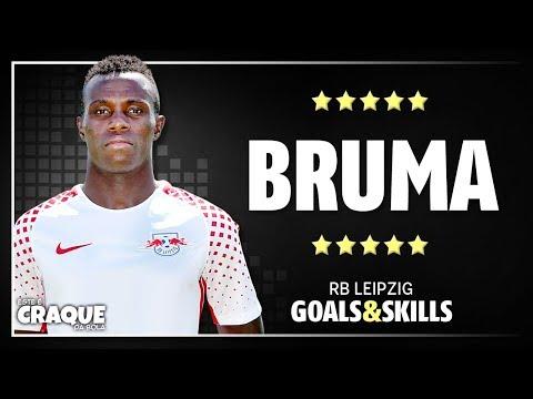 BRUMA ● RB Leipzig ● Goals & Skills