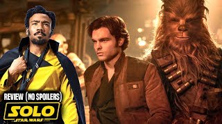 Solo A Star Wars Story Review (No Spoilers)