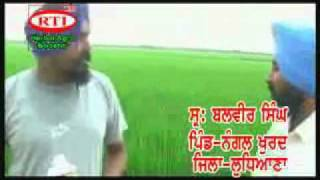 RTI Result Proof Balvir Nangal Khurd Part 230