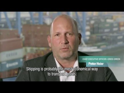Grieg Green - Enabling sustainable ship recycling