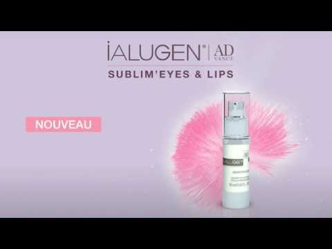 Conseils d'utilisation - ialugen Advance Sublim'Eyes and Lips