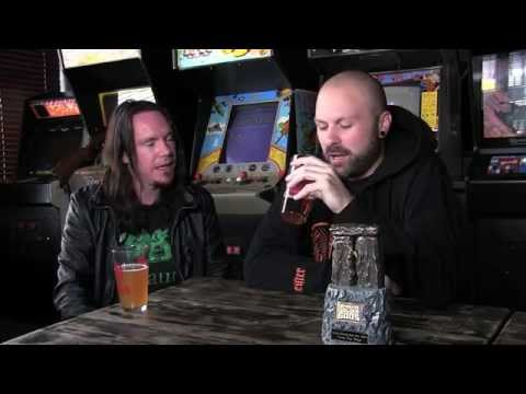 TWELVE FOOT NINJA Talk Video Games & Drinking | Metal Injection