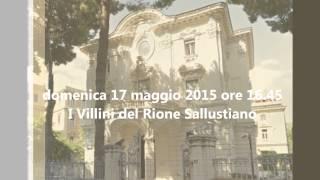 Filmato Ville di Roma a Porte Aperte 2015