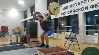 Набираем форму 2 ( тренировки в сборной РФ )