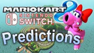 Mario Kart Switch | Character Predictions