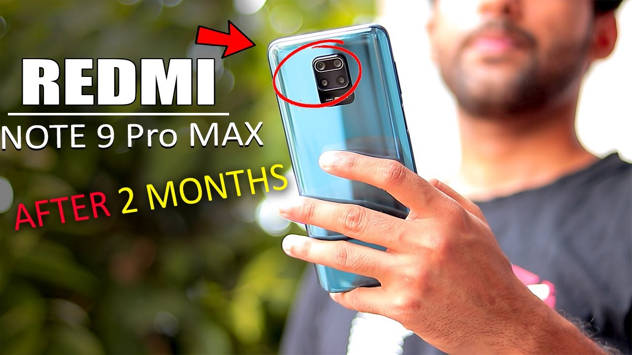 Redmi Note 9 Pro max after 2 Months - Buy or Not ? 😲