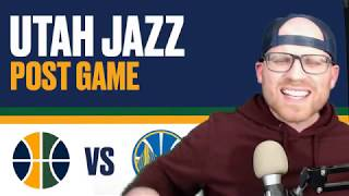 Utah Jazz vs Golden State Warriors Post Game Reaction: Steph Curry takes down the Jazz
