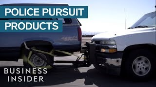 4 Ways Cars Can Be Stopped In A Police Pursuit