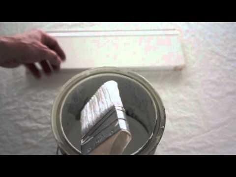 behr alkyd semi gloss enamel doovi. Black Bedroom Furniture Sets. Home Design Ideas