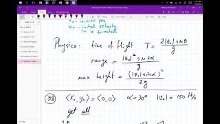 Nemanja Nikitovic Live Stream (Calculus3 11.7 Motion in Space)