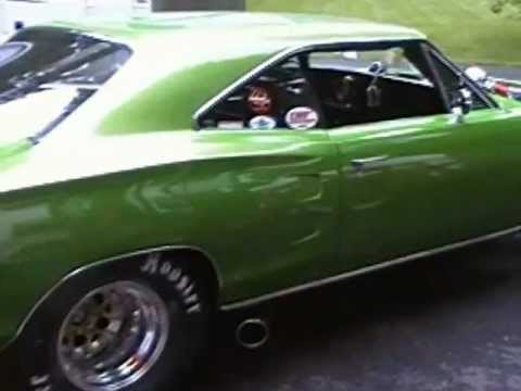 68 Dodge Coronet With Pro Charger Youtube