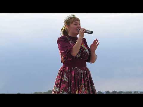 """Ольга Салеева-""""Течет река Волга"""""""