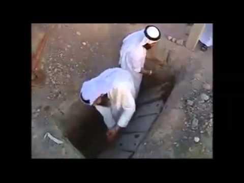 طريقة دفن الميت مقطع مؤثر Youtube