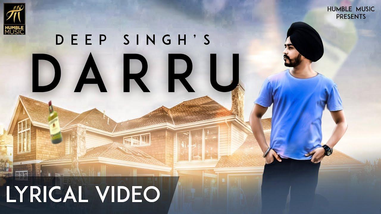 darru-lyrical-video-deep-singh-harris-prince-winnipeg-latest-punjabi-song-2018