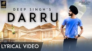 Darru - Deep Singh Mp3 Song Download