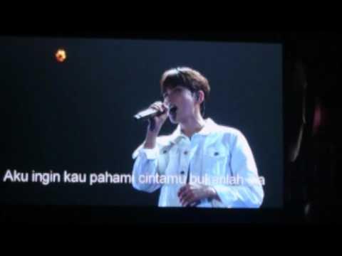KRY in Indonesia 02012016 Ryeowook - Separuh Aku