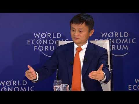 "Jack Ma: ""I think Globalisation cannot be stopped."""