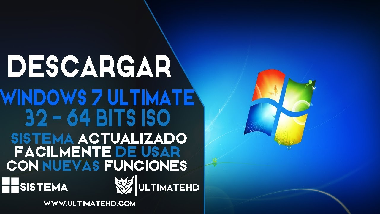 Windows 7 iso 64 bits utorrent | Windows 7 Torrent Ultimate iso 32