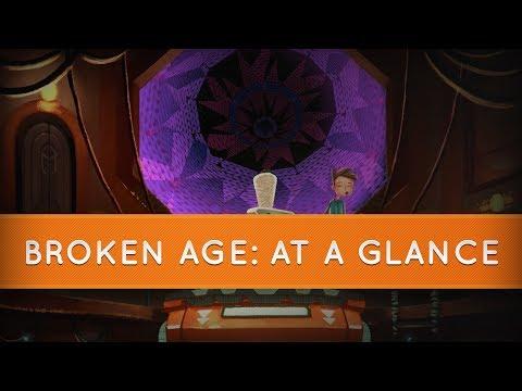 Broken Age - At A Glance