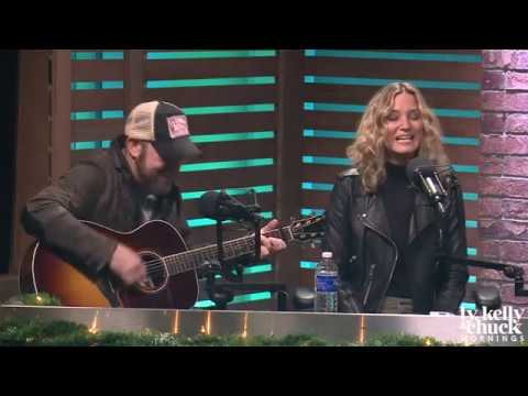 "Sugarland Performs ""Baby Girl"" LIVE Acoustic - Ty, Kelly & Chuck"