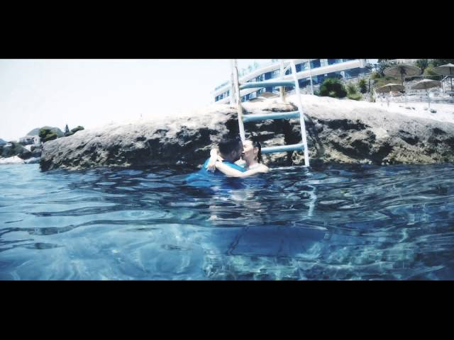 underwater -next day shooting