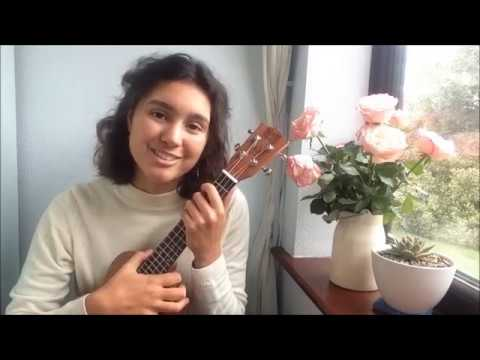 I Love Play Rehearsal Be More Chill Uke Cover Youtube