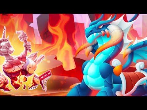 Dragon City - Apocalypse Island, Sky King Dragon + All Dragons