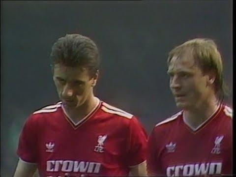 Liverpool v Everton 25/04/1987 full match