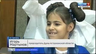 Астраханские юниоры стали призерами I Всероссийского фестиваля юнармейской Лиги КВН