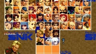 The King Of Fighters 95 Mugen Edition - (Mugen) - Full Game