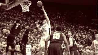 Slow Motion BYU Cougar Basketball Demo Reel