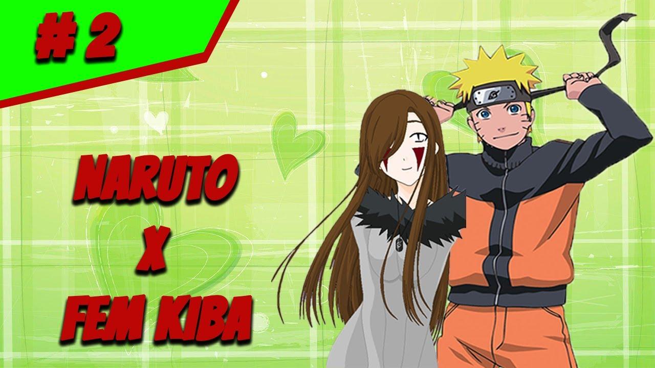 Un Salvaje Amor - Naruto X Fem Kiba // Parte 2