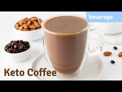 How to make Keto Coffee (vegan) I Almond Cow