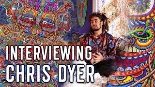 Chris Dyer X Inner Art World [Full Interview]
