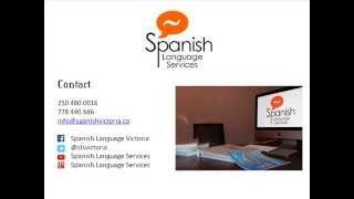 Spanish Language Services