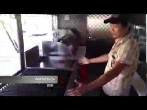 Michael's Food Truck ( Filipino Food Truck) by Kareem Carts