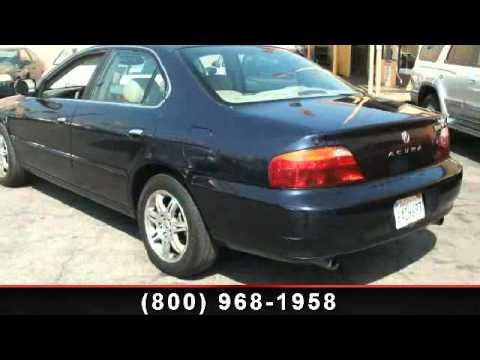 1999 Acura TL - Used Hondas USA - Bellflower, CA 90706