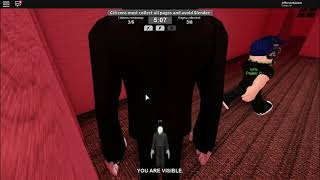 Roblox Stop it slender Fui o slenderman