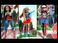 DC Super Hero Girls Dolls New York Comic Con 2015 NYCC Exclusives Monster High Dolls SuperHero