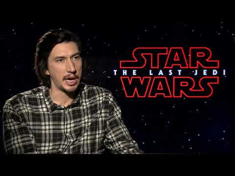 Star Wars: The Last Jedi   Adam Driver