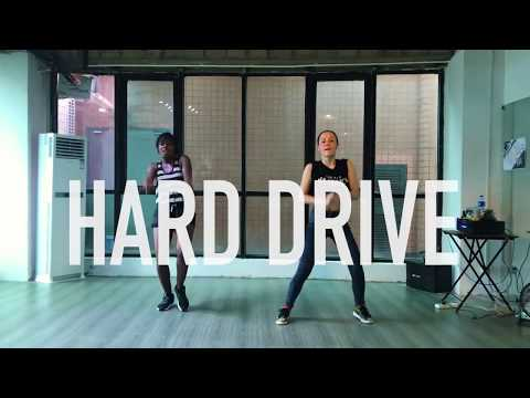 Shenseea x Konshens x Rvssian  - Hard Drive| Dancehall choreo @Shugarimma