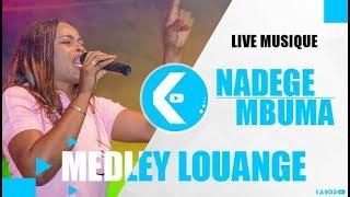 Nadege Mbuma -  [medley Louange 2018] - Il Est Bon De Louer Dieu/ LÀ-haut LÀ-bas/ Y Aller