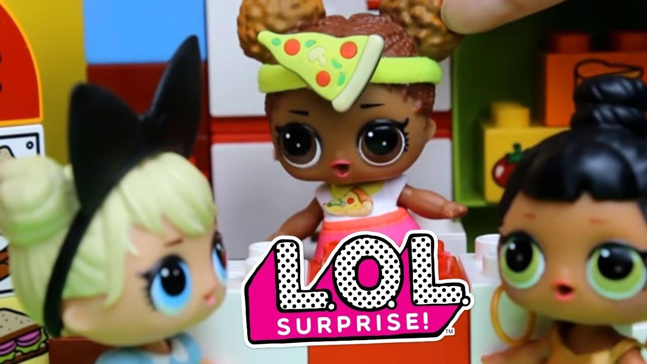 Куклы ЛОЛ оригинал или подделка #LOL SURPRISE - YouTube