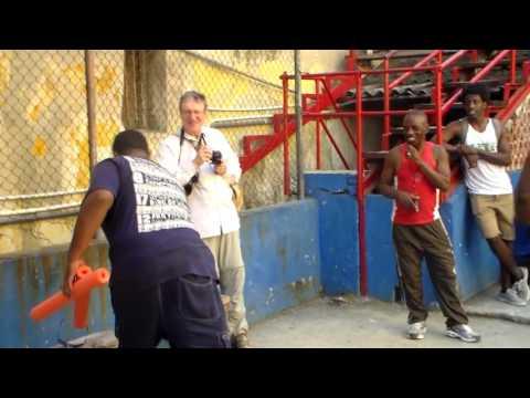 Prichard Boxing Academy visit Cuba