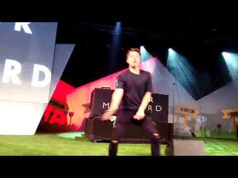 Conor Maynard - Are You Crazy (Live at VIDXB-Dubai) ft. Anth